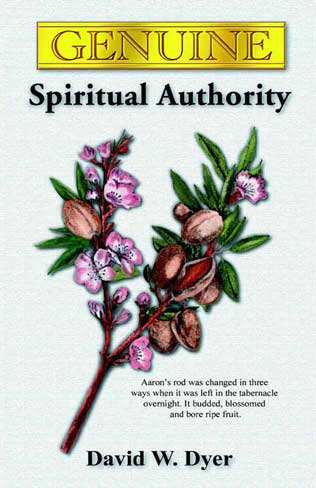 Genuine Spiritual Authority, book by David W. Dyer