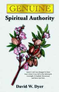 """ Genuine Spirtual Authority"" book by David Dyer"