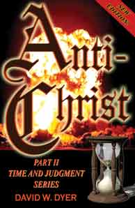 """Antichrist"" book by David Dyer"